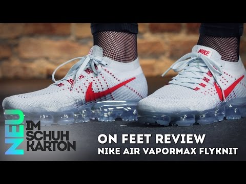 Nike Air VaporMax Flyknit |Review