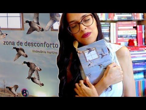 ZONA DE DESCONFORTO, de Lindevania Martins (& sorteio!)