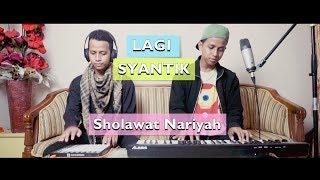 Gambar cover LAGI SYANTIK cover versi Sholawat - SITI BADRIAH (by Ilhamy Ahmad)