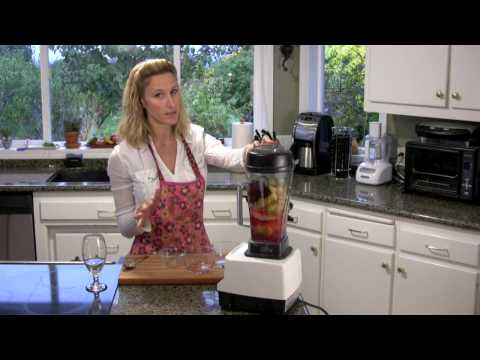 Video Healthy Beet Juice Recipe - Quick And Easy To Make - www.TheDeliciousRevolution.com