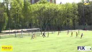 Юра Егерев - Лучший вратарь 5-го тура (2001 г.р. ДЮСШ Школа Мяча)