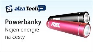 Powerbanky: Nejen energie na cesty! - AlzaTech #186
