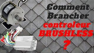 ✋️TUTO : BRANCHEMENT CONTROLEUR BRUSHLESS PARTIE 1/2
