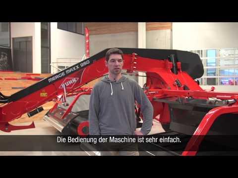 KUHN - Unsere Futtererntemaschinen für Lohnunternehmer und große Betriebe