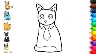 Como Dibujar Un Gato Facilmente 免费在线视频最佳电影电视节目