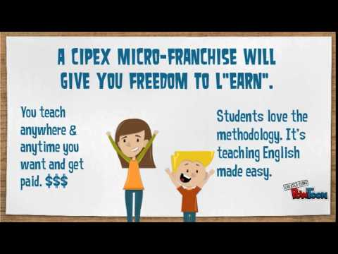 , title : 'CIPEX Micro-Franchise Opportunity