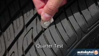 How to Check & Measure Tire Tread Depth & Wear w/ Toyo Tire Field Engineer - ABTL Auto Extras