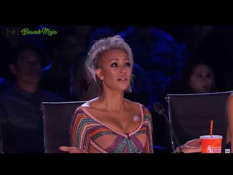Kesalahan Teknis.... Aksi Demian gagal di America's Got Talent (видео)