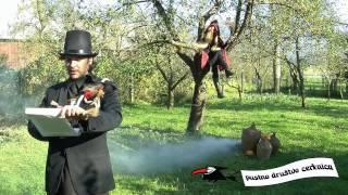 preview picture of video 'Noč čarovnic - Pustno društvo Cerknica - Halloween'