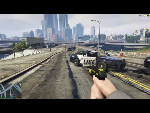 Grand Theft Auto V PC Gameplay HD