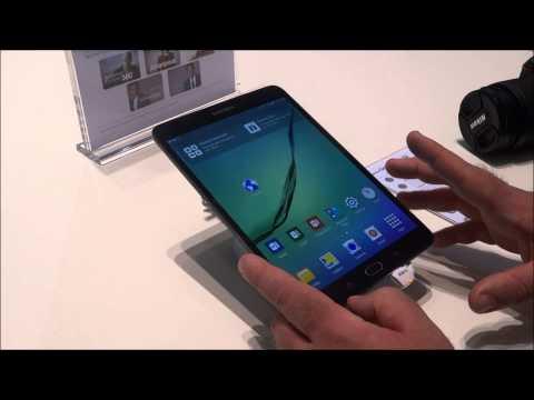 IFA 2015: Anteprima Samsung Galaxy Tab S2 8.0