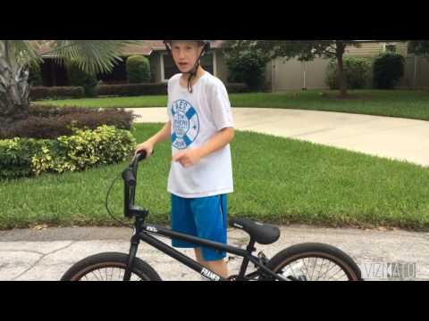 Framed attack pro 2017 bmx bike review w/ clips
