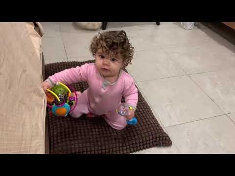 Drunk Toddler? Baby Walking! - Perez Hilton