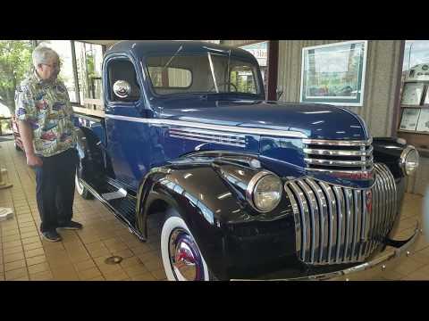 Video of '46 1/2-Ton Pickup - QCJA