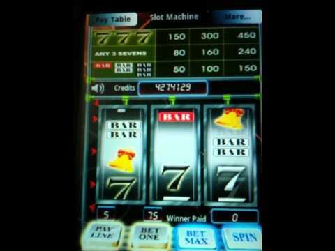 Video of Slot Machine Multi Payline