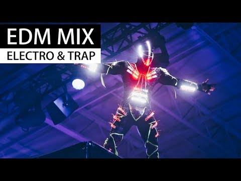 NEW EDM MIX – Electro House & Trap Party Music 2018