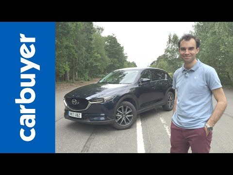Mazda CX-5 SUV in-depth review – Carbuyer