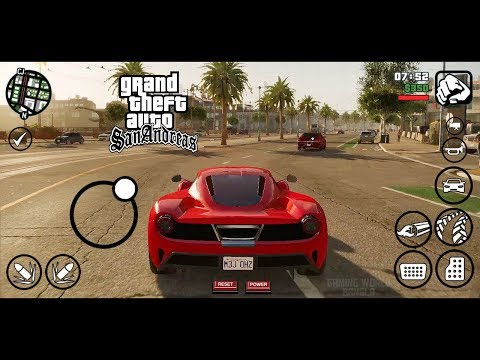 gta san andreas enb graphics mod for android ▷▷ a c i