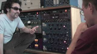 Recording With TUBE TECH At DAPTONE PART 2