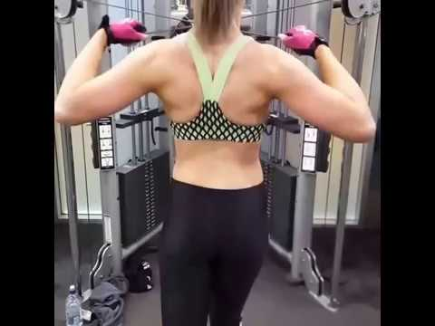 20 Reps for Rear Delts