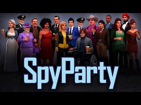 Spyparty- videogamedunkey