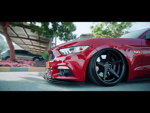 2017 Ford Mustang | Stand up in Oman | Ferrada Wheels FR3
