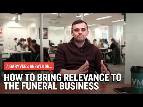 , title : 'How To Bring Relevance To The Funeral Business