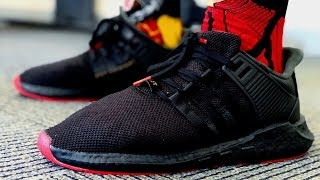 adidas EQT 93/17 Red Carpet Review: Best Sneakers for Walking