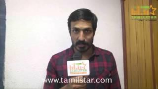 Harish Uthaman at Meaghamann Success Meet