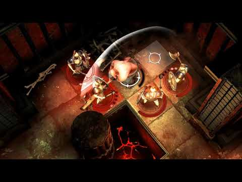 Warhammer Quest 2: The End Times - PC Reveal Trailer thumbnail