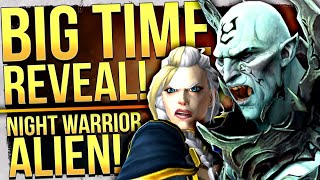 WOW! Shadowlands Intro's Time Skip Lore Bomb! The REAL Night Warrior Reveal, Jailor's Plan & MORE!