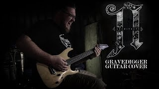 Gravedigger by Architects // Guitar Cover