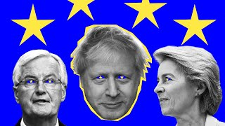video: Watch: Brussels' shoddy coronavirus response has proved Brexiteers right all along