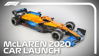 McLaren Reveal Their 2020 Car: The MCL35