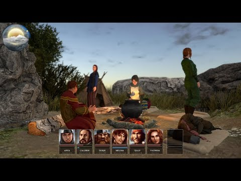 Gameplay de Realms of Arkania: Star Trail