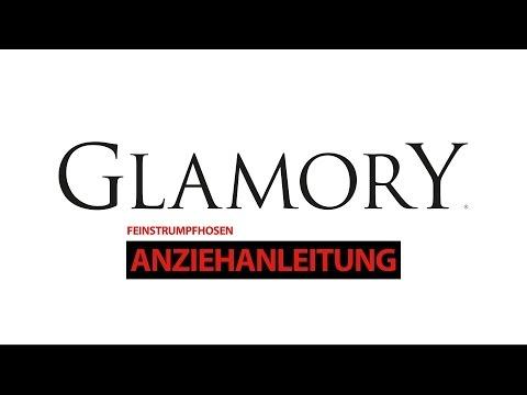 Anziehanleitung für Feinstrumpfhosen - von Glamory