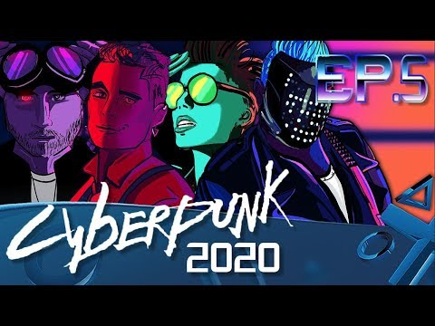 Let's Play Cyberpunk 2020: Episode 5 – Family Splatters