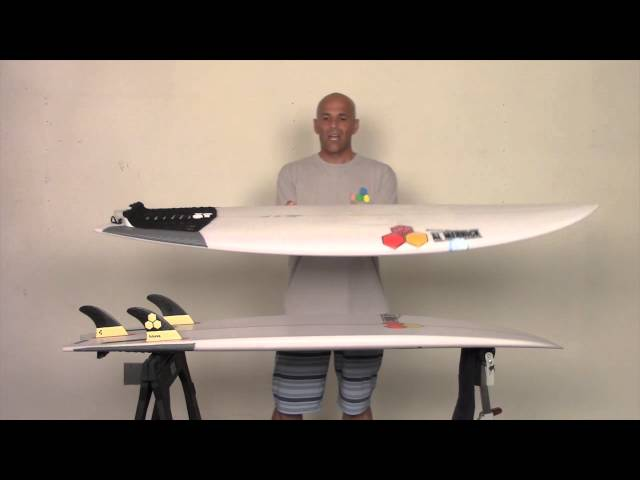 "Channel Islands ""High 5""  Surfboard Review by Noel Salas Ep. 2"