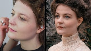 Historical Styles - Gibson Girl Edwardian Hair And Make-up Tutorial Part 1