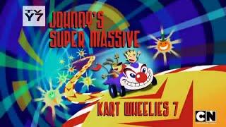 "Johnny Test Season 6 Episode 95a ""Johnny's Super Massive Kart Wheelies 7"""