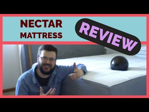 Nectar Mattress Queen Size Review – Great for Side Sleepers!