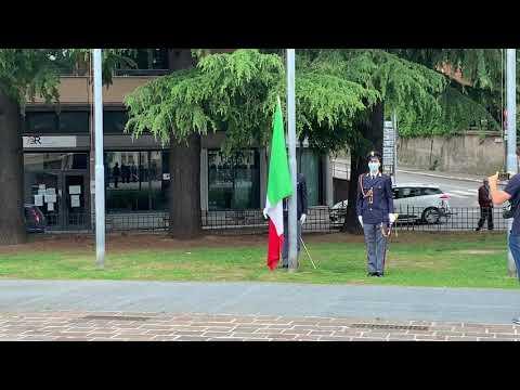 La cerimonia del 2 giugno a Varese