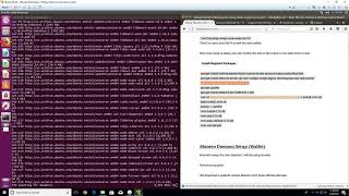 How create altcoin pool - InflationCoin - Ubuntu 16 04 - Музыка для