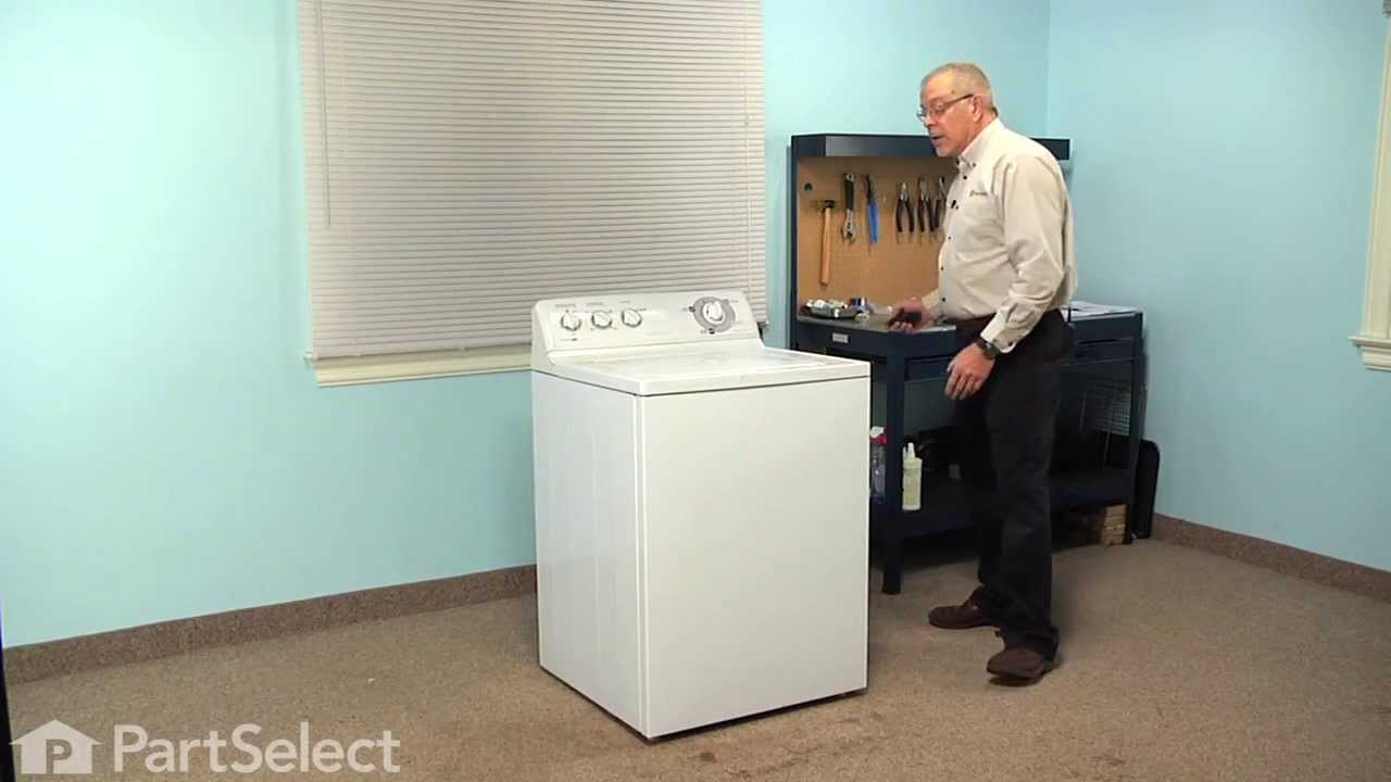 Replacing your General Electric Washer Hub Washer