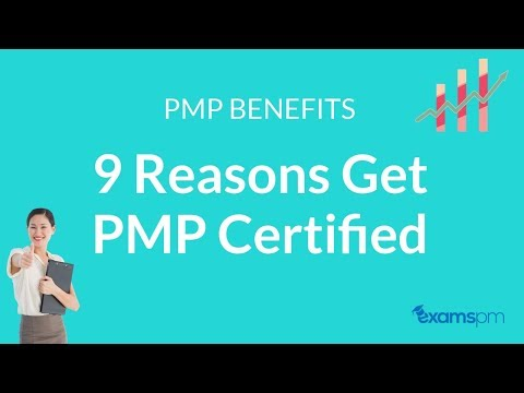 PMP Benefits: 9 Reasons to Get PMP Certified - YouTube