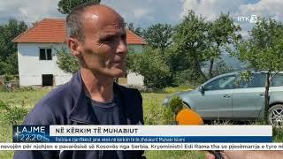 RTK3 Lajmet e orës 22:00 10.06.2021