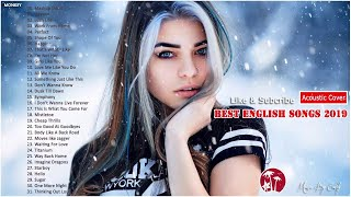New Acoustic of Popular Songs 2019 - Best English Song 2019 - Top 100 HIT Songs Megamix 2019【 720p 】