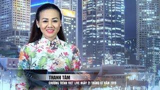 VIETLIVE TV ngày 21 07 2019