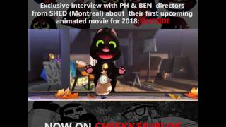 Trailer : Exclusive Interview with PH & BEN (SHED Montreal)