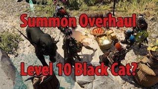 Summon Overhaul